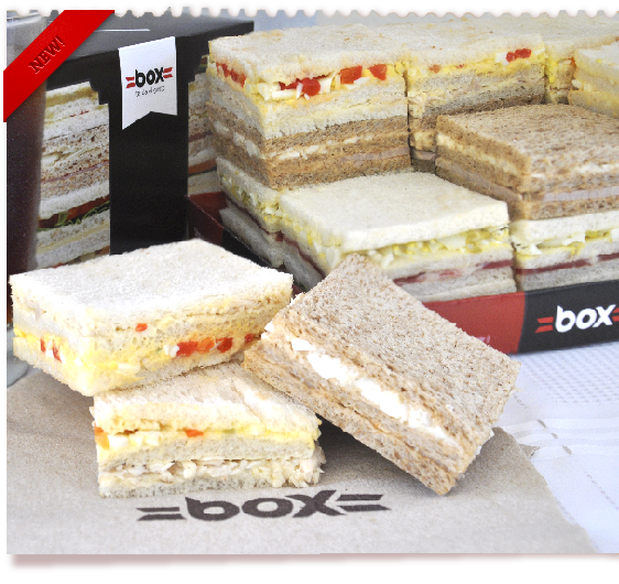 Sandwiches Pack 24